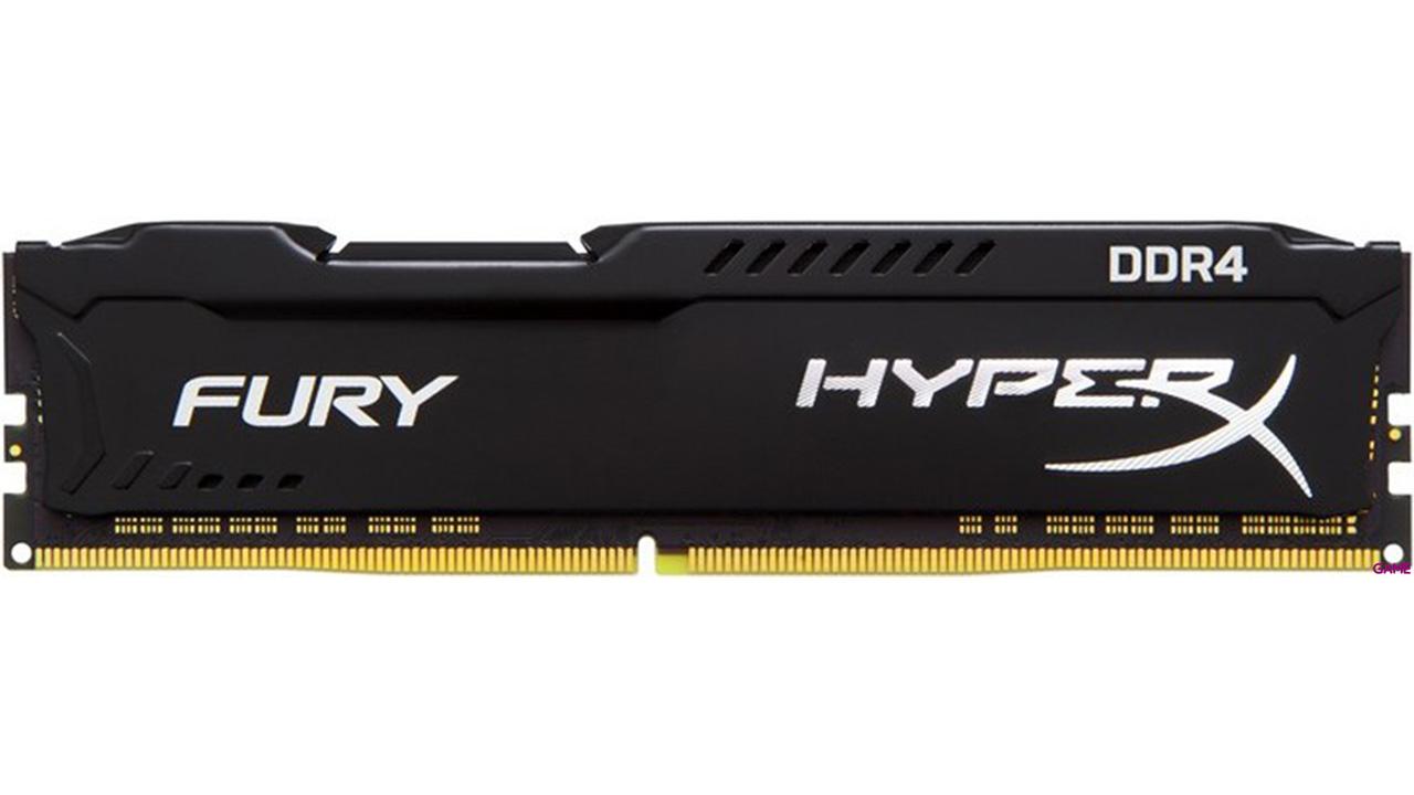 HyperX Fury Negro DDR4 8GB 3200Mhz CL19
