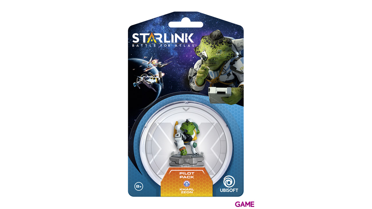 Starlink Pack Piloto Kharl Toys