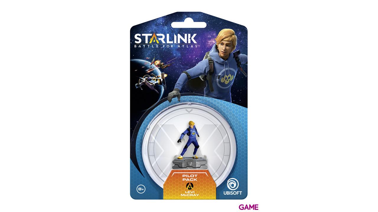 Starlink Pack Piloto Levi Toys