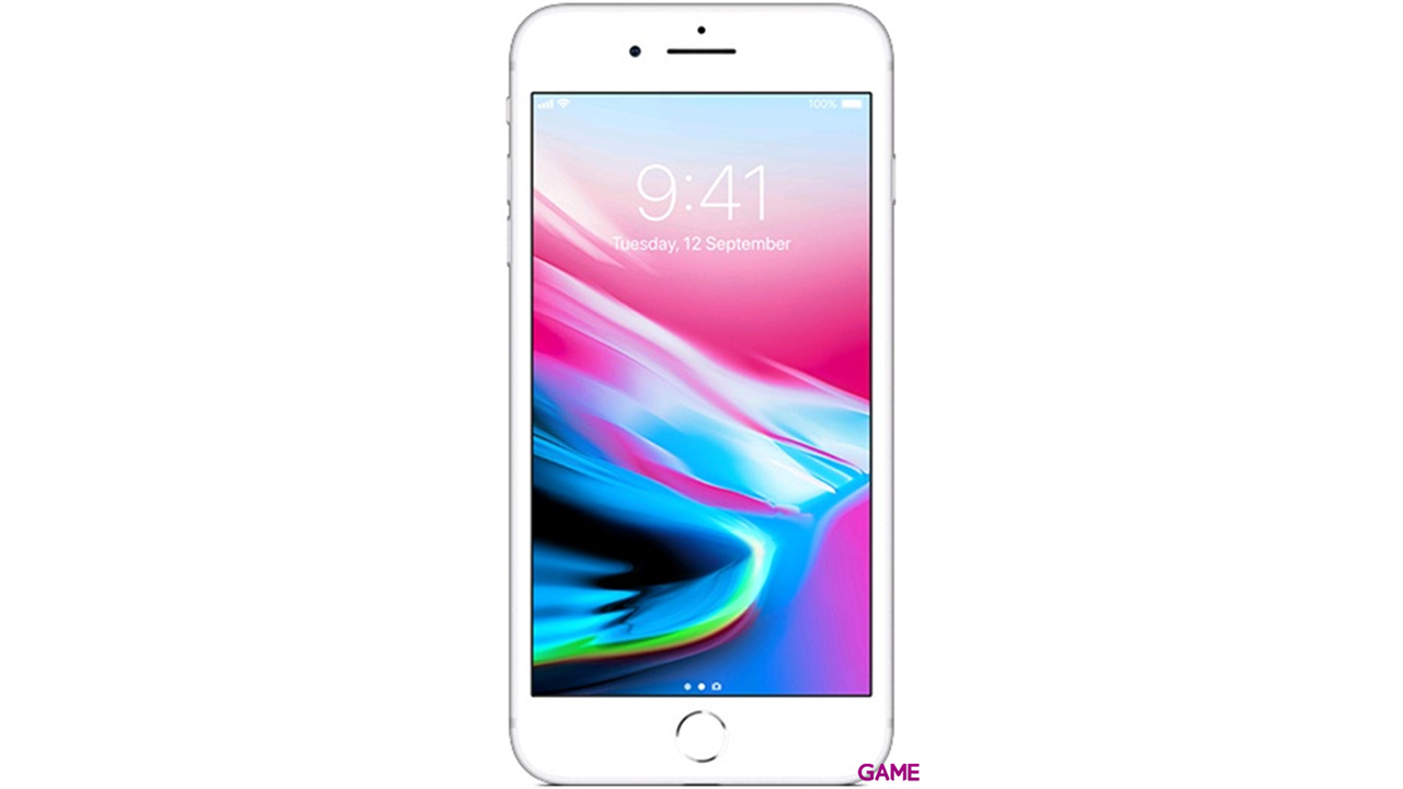 iPhone 8 Plus 64Gb Plata - Libre