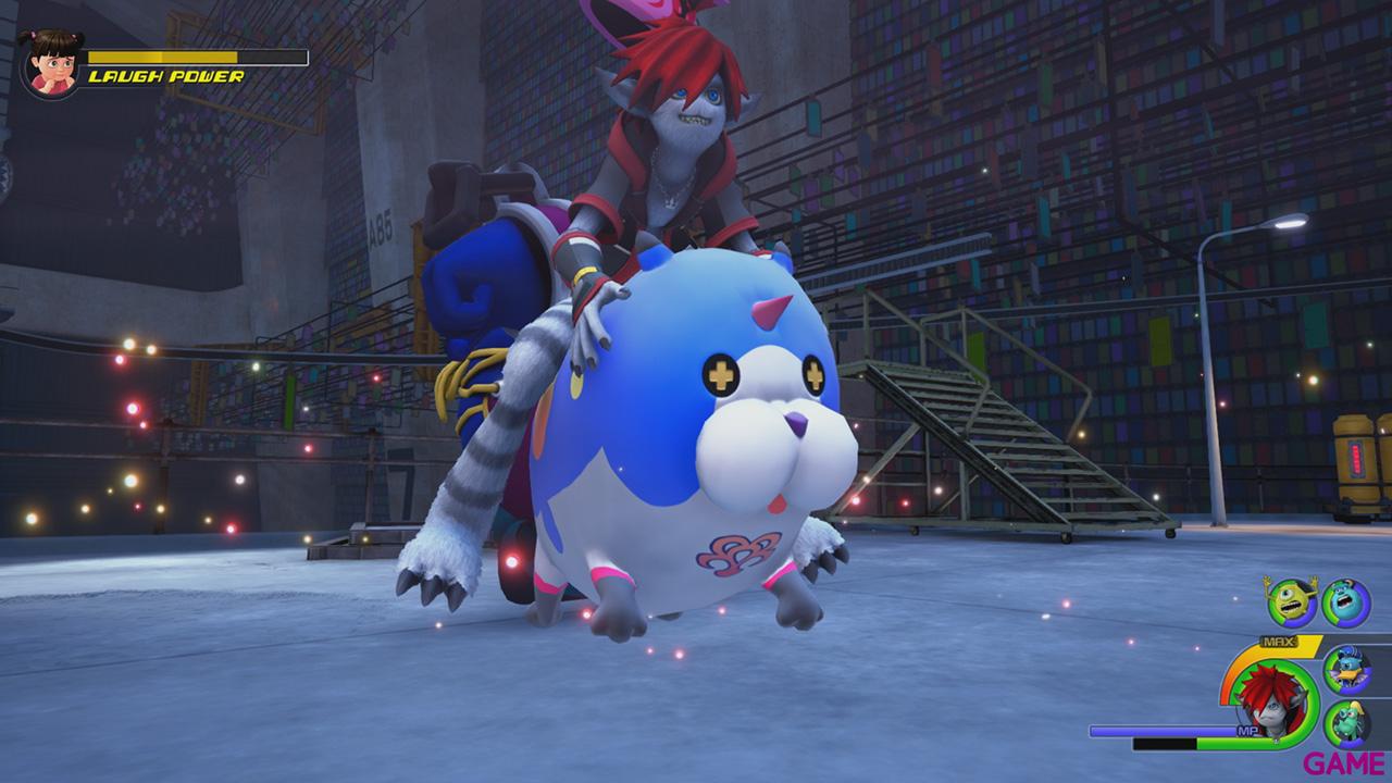 Kingdom Hearts Iii Deluxe Edition Playstation 4 Game Es