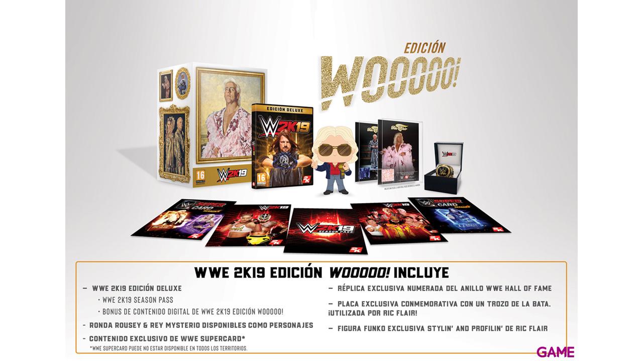 WWE 2K19 Edición Wooooo!