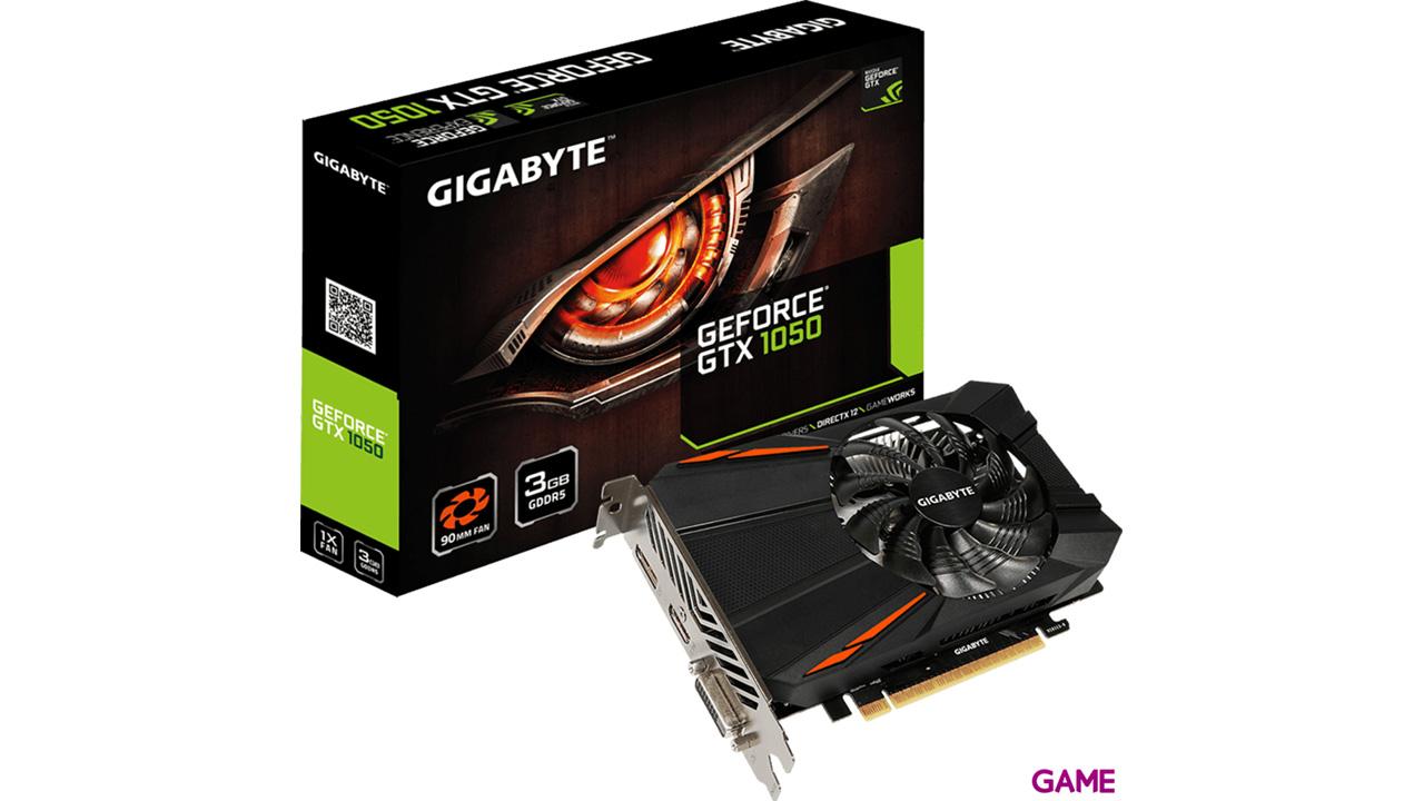 Gigabyte GeForce GTX 1050 D5 3GB GDDR5
