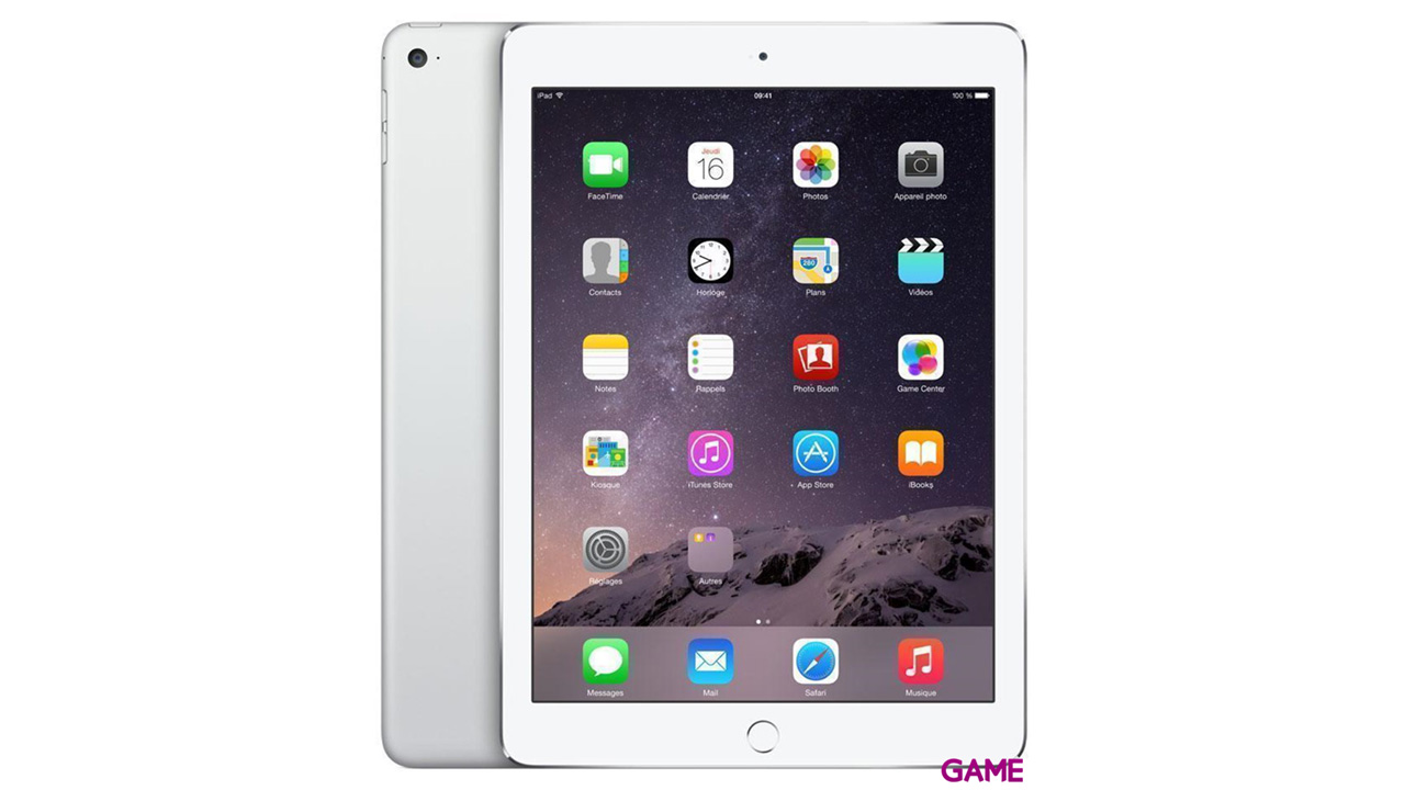 iPad Air 2 4G 16Gb (Plata)