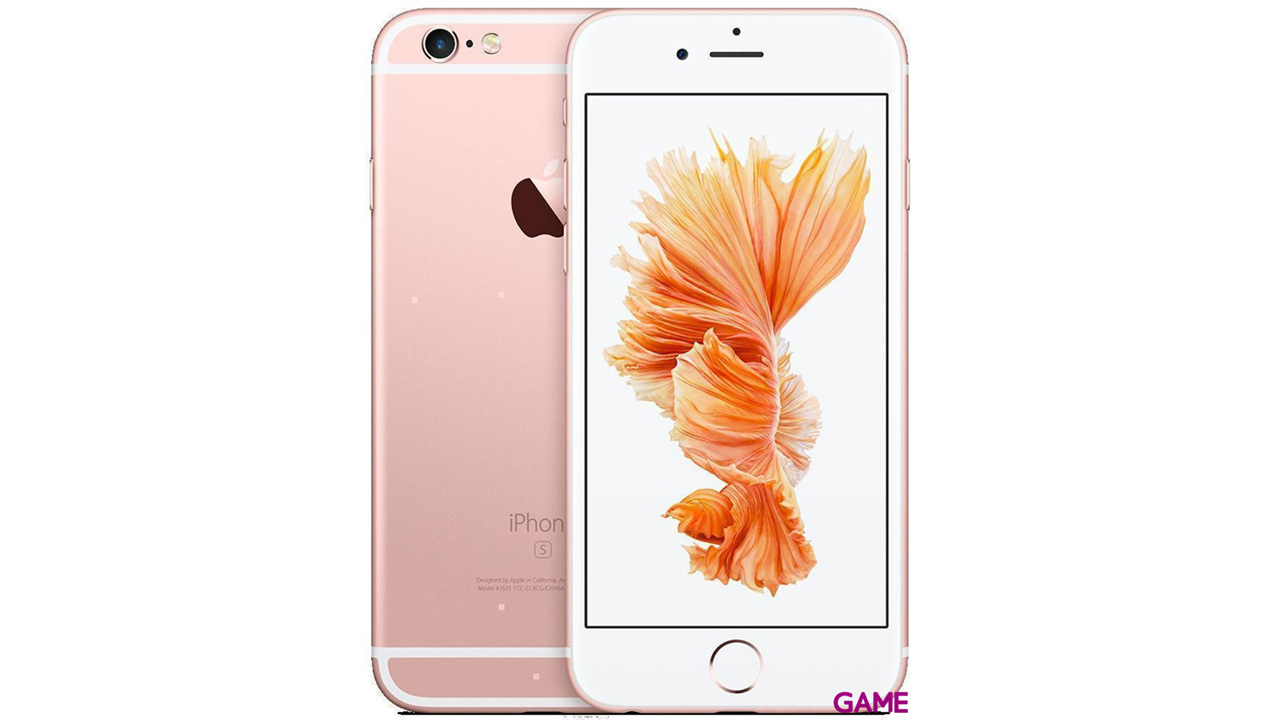 iPhone 6s 128gb Oro Rosa Libre