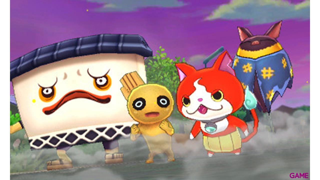 Yo-Kai Watch Blasters - Liga del Gato Rojo
