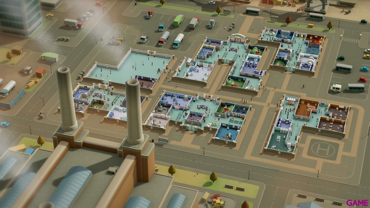 Two Point Hospital - Pre-compra
