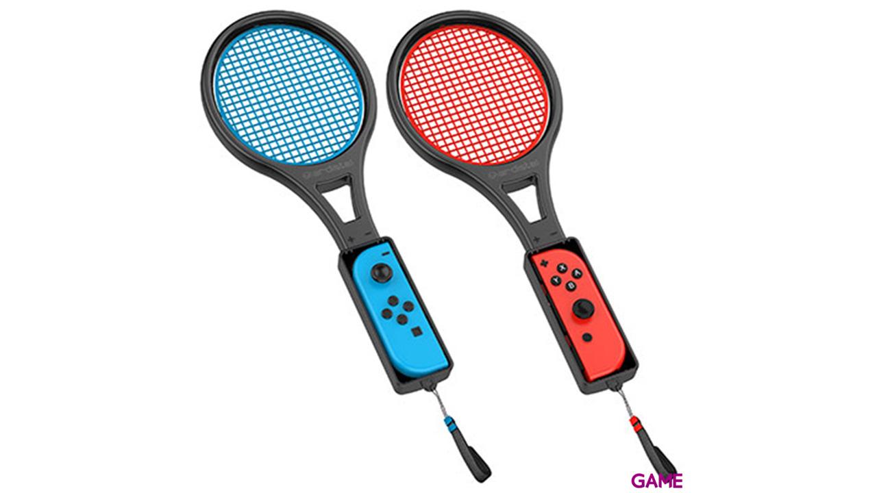 Pack Raquetas Tenis para Joy-Con Ardistel