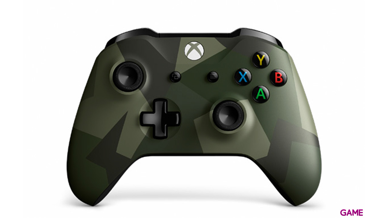 Controller Inalámbrico Microsoft Armed Forces Special Edition