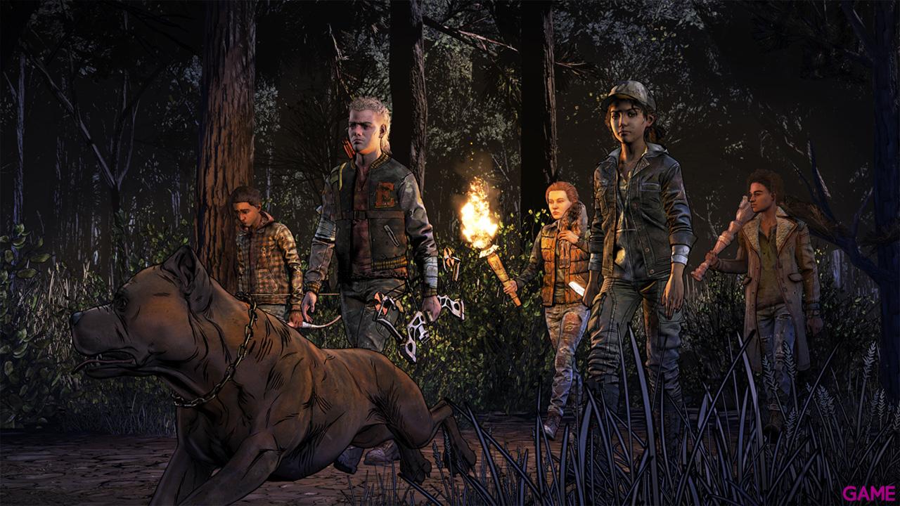 The Walking Dead: La Temporada Final