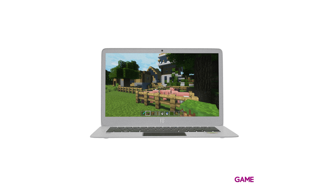 Primux ioxBook 1402MC Minecraft Edition - Celeron N3350 - 4GB - 32GB SSD - 14.1