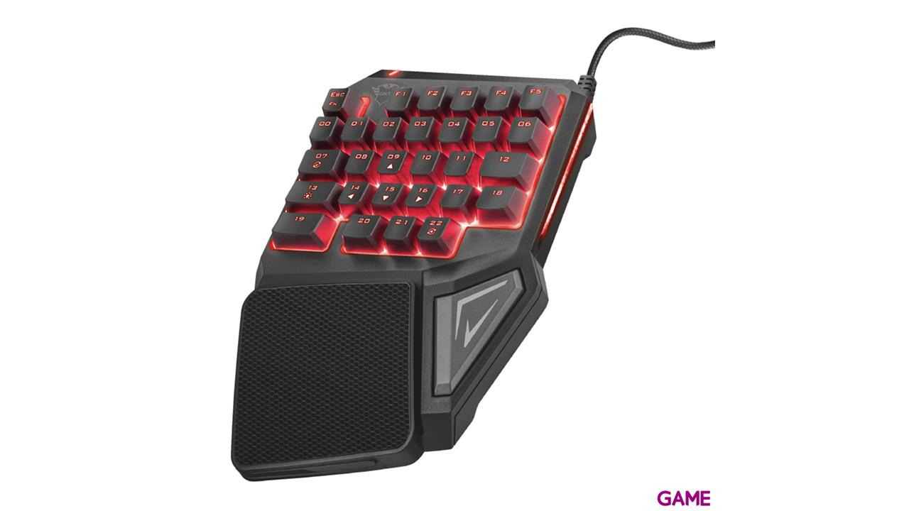 Trust GXT 888 Assa RGB - Teclado Gaming