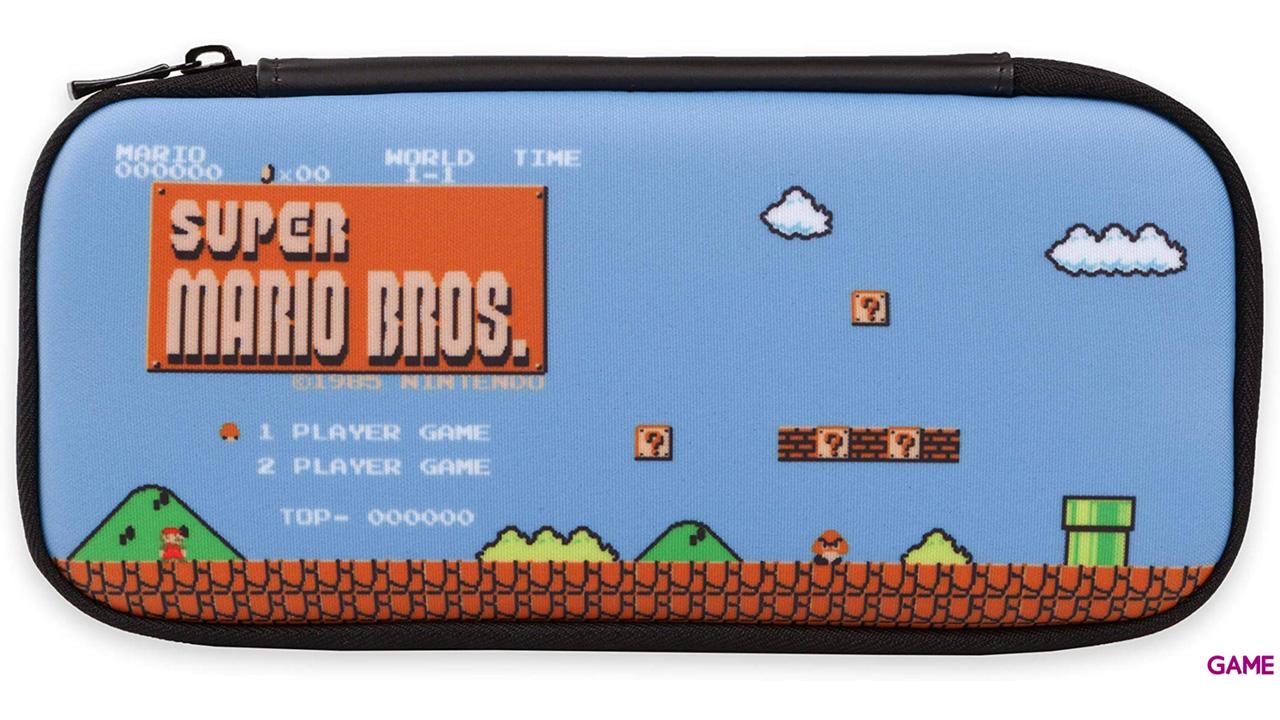 Funda Slim para Nintendo Switch PowerA Mario -Licencia oficial-