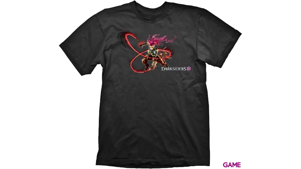 Camiseta Darksiders III Talla S