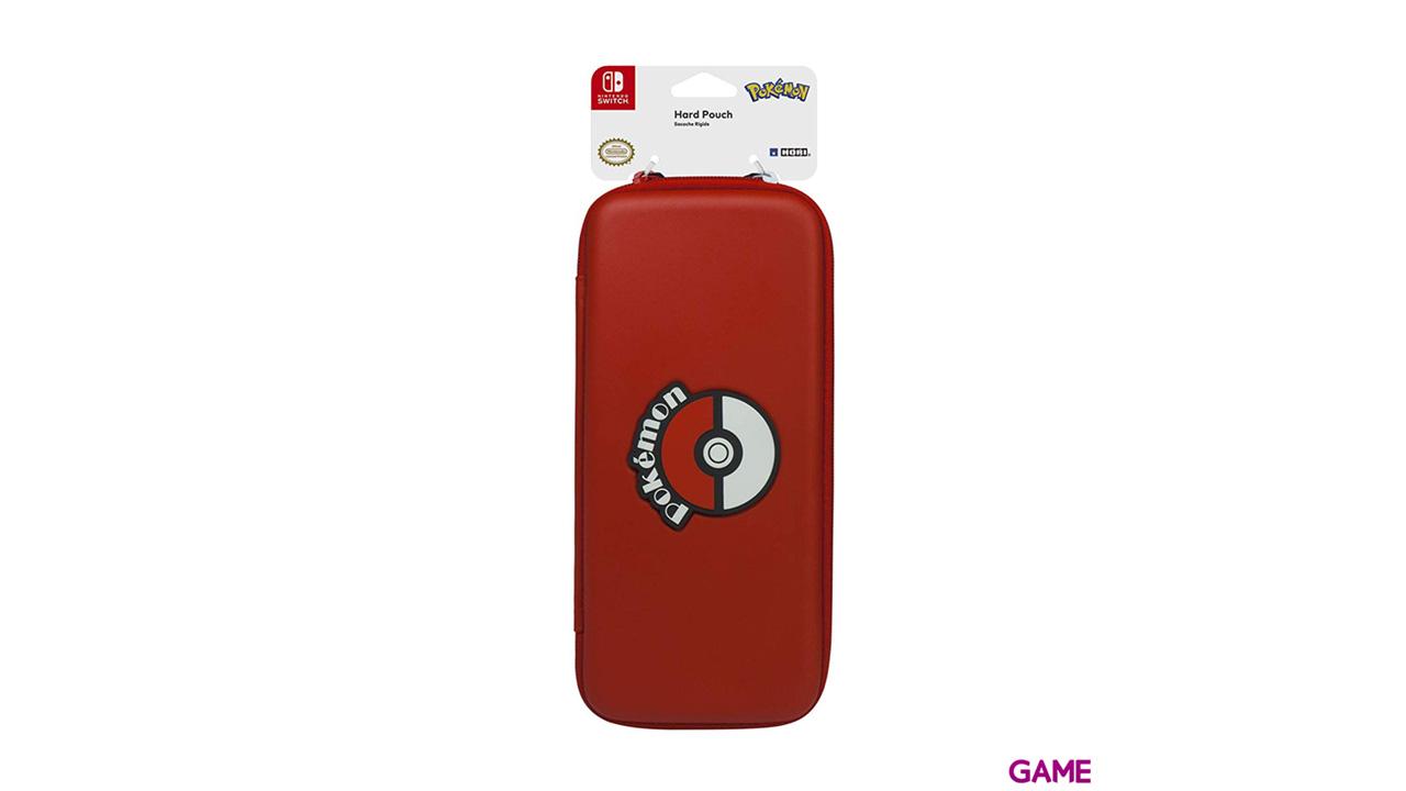 Funda rígida para Nintendo Switch Hori Pokéball -Licencia oficial-