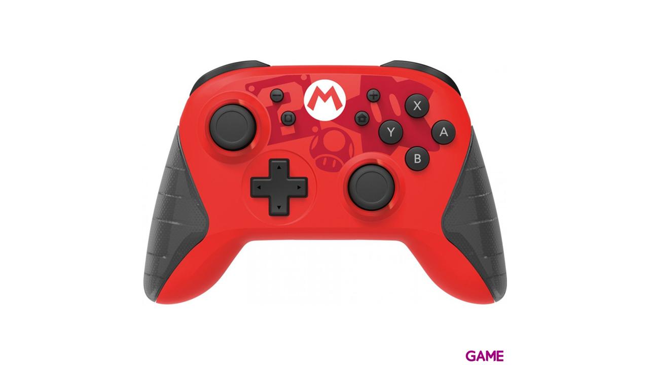 Controller Bluetooth Hori Super Mario -Licencia oficial-