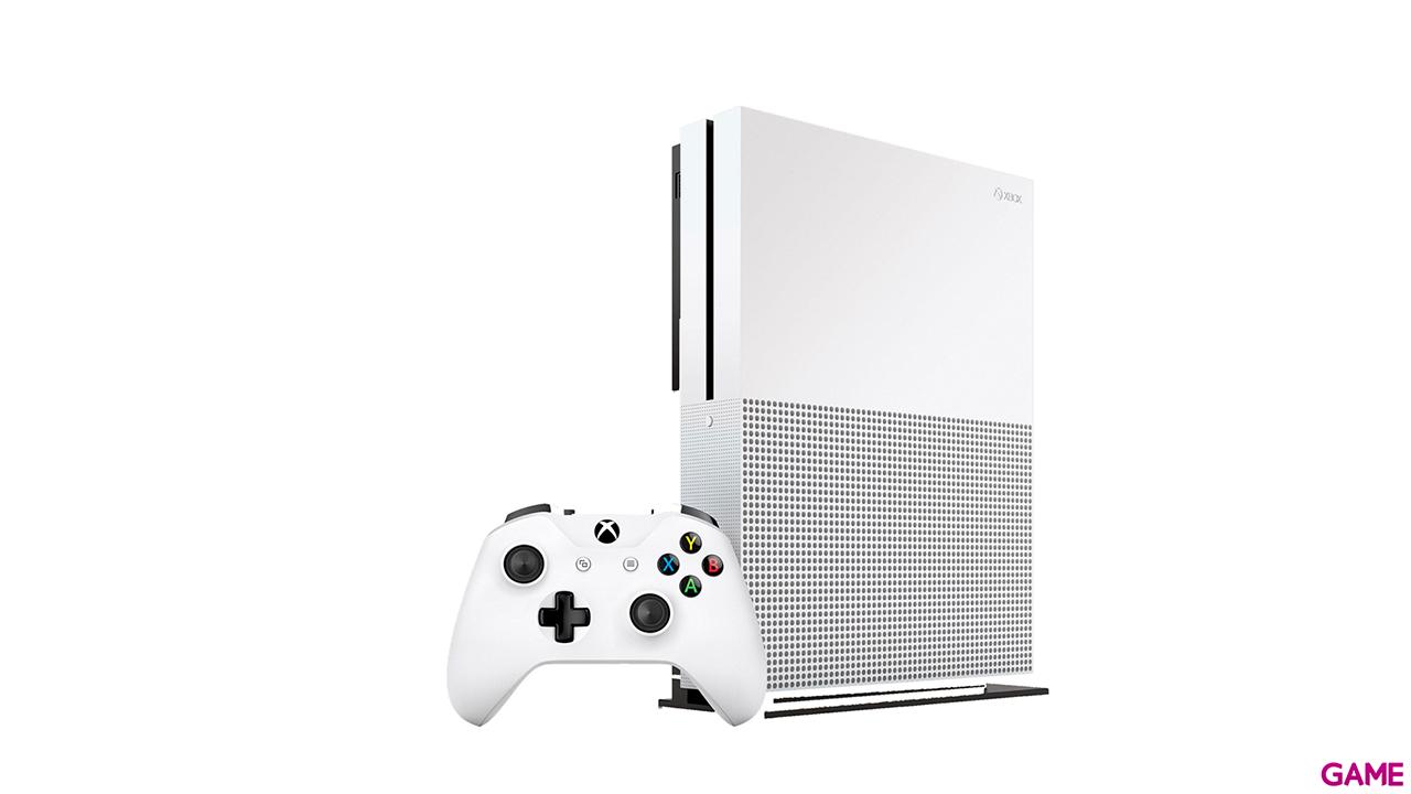 Xbox One S 1TB + Minecraft Creator