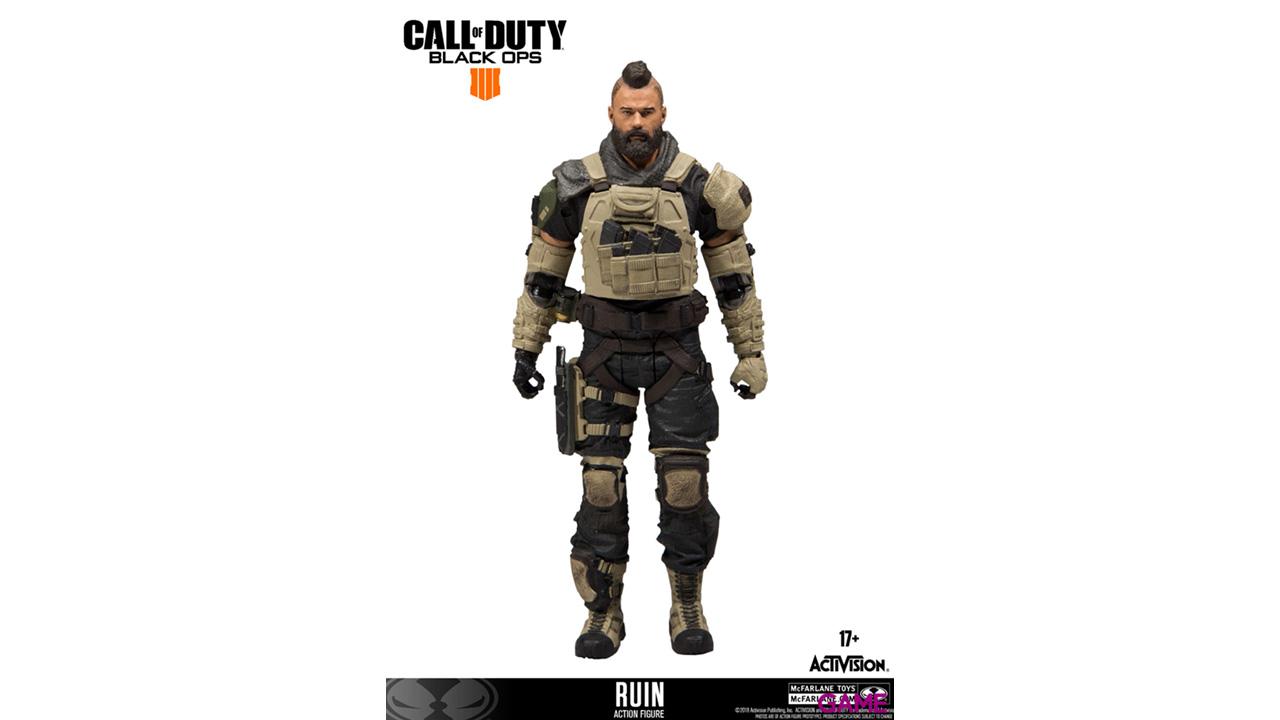 Figura 18 Cm Ruin Call Of Duty