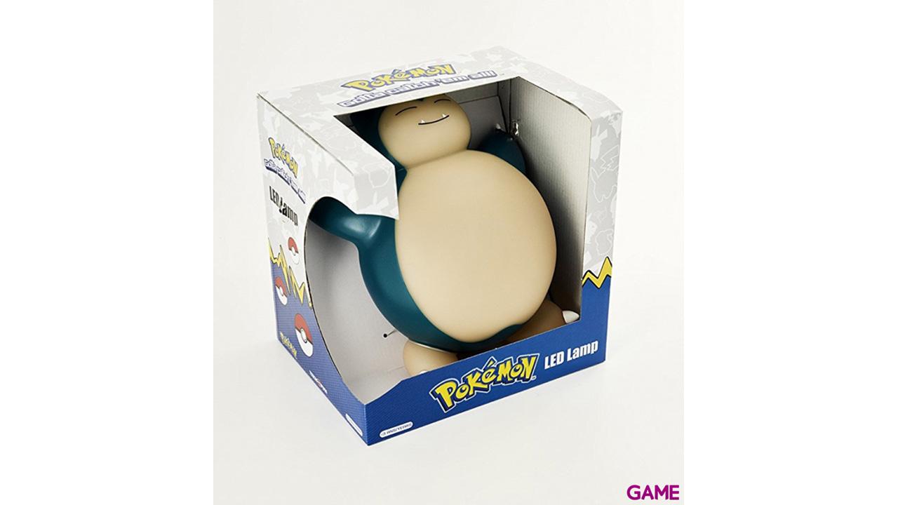 Lámpara Pokemon Snorlax 25cm