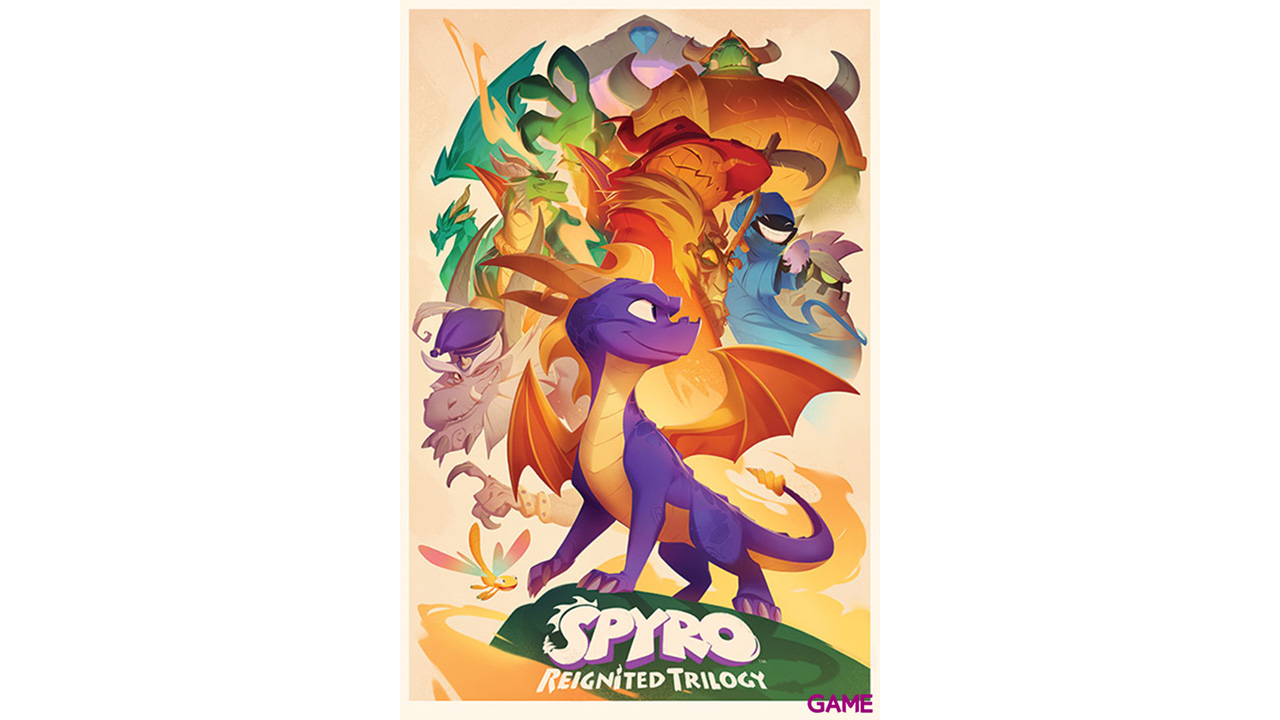 Póster Spyro