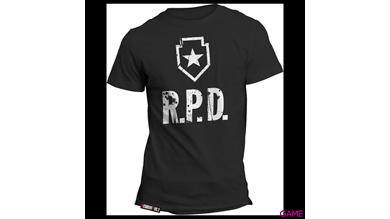 Camiseta Resident Evil: RPD Talla M