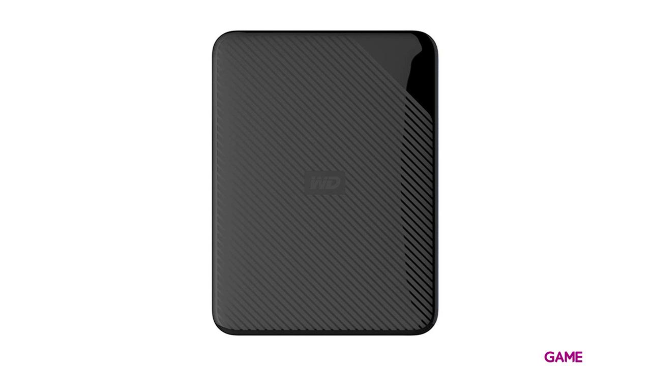 Western Digital Gaming Drive PS4 2TB - Disco duro externo USB 3.0