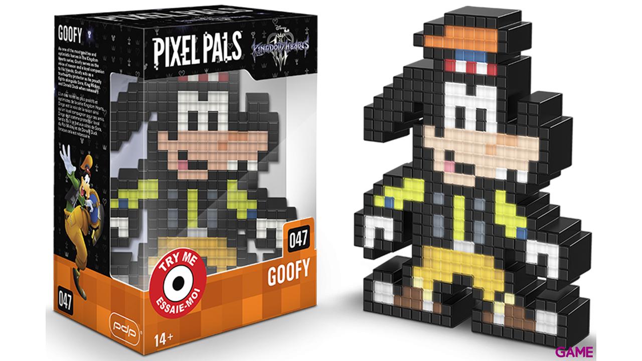 Figura Pixel Pals Kingdom Hearts: Goofy