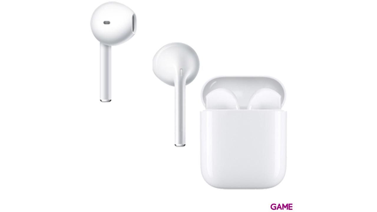 Auriculares Stima Bluetooth SAB-8055 Blancos