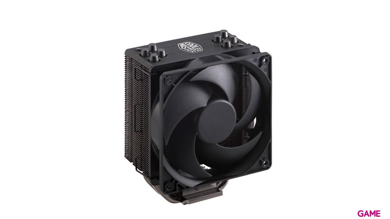Cooler Master Hyper 212 Black Edition - Disipador de CPU RA120mm