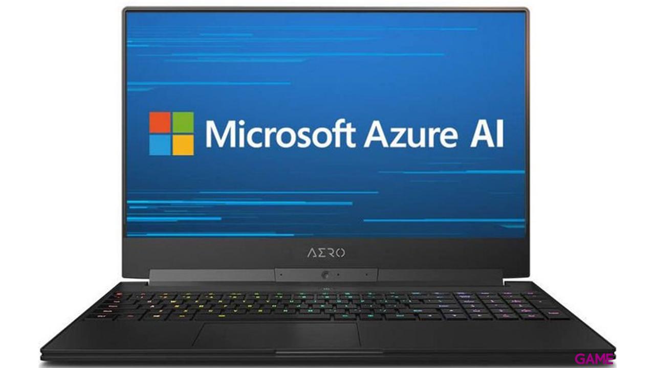 GIGABYTE AERO 15-X9-7ES0310P - i7-8750H - RTX 2070 MAX-Q 8GB - 16GB - 1TB SSD - 15,6'' FHD 144Hz - W10 - Portátil Gaming
