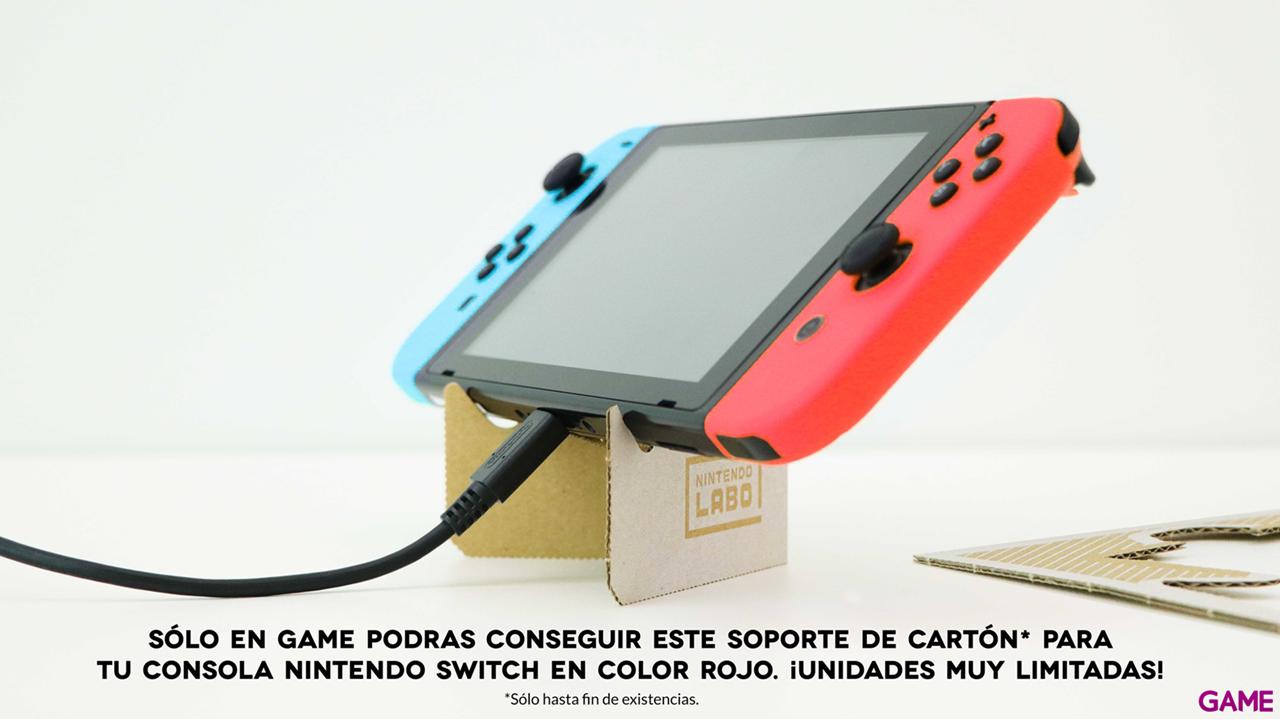 Nintendo LABO Kit de VR - Set Básico con Desintegrador