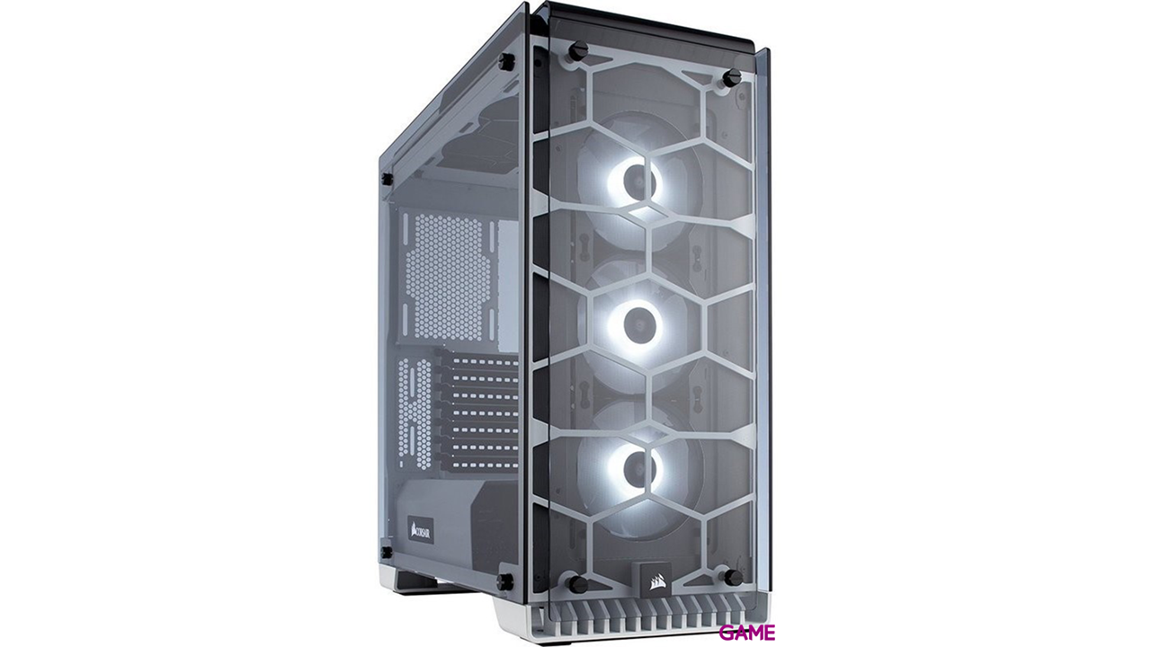 Corsair Crystal 570X Blanca - Caja de Ordenador
