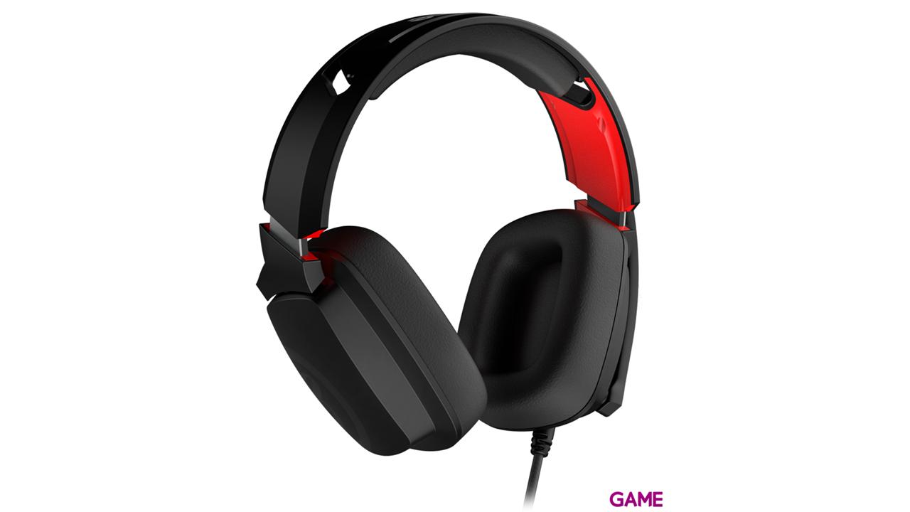 OZONE EKHO X40 PC-PS4-XONE-SWITCH-MOVIL - Auriculares Gaming