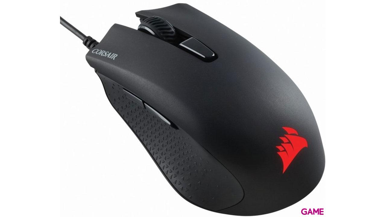 CORSAIR Harpoon PRO RGB 12000 DPI - Ratón Gaming