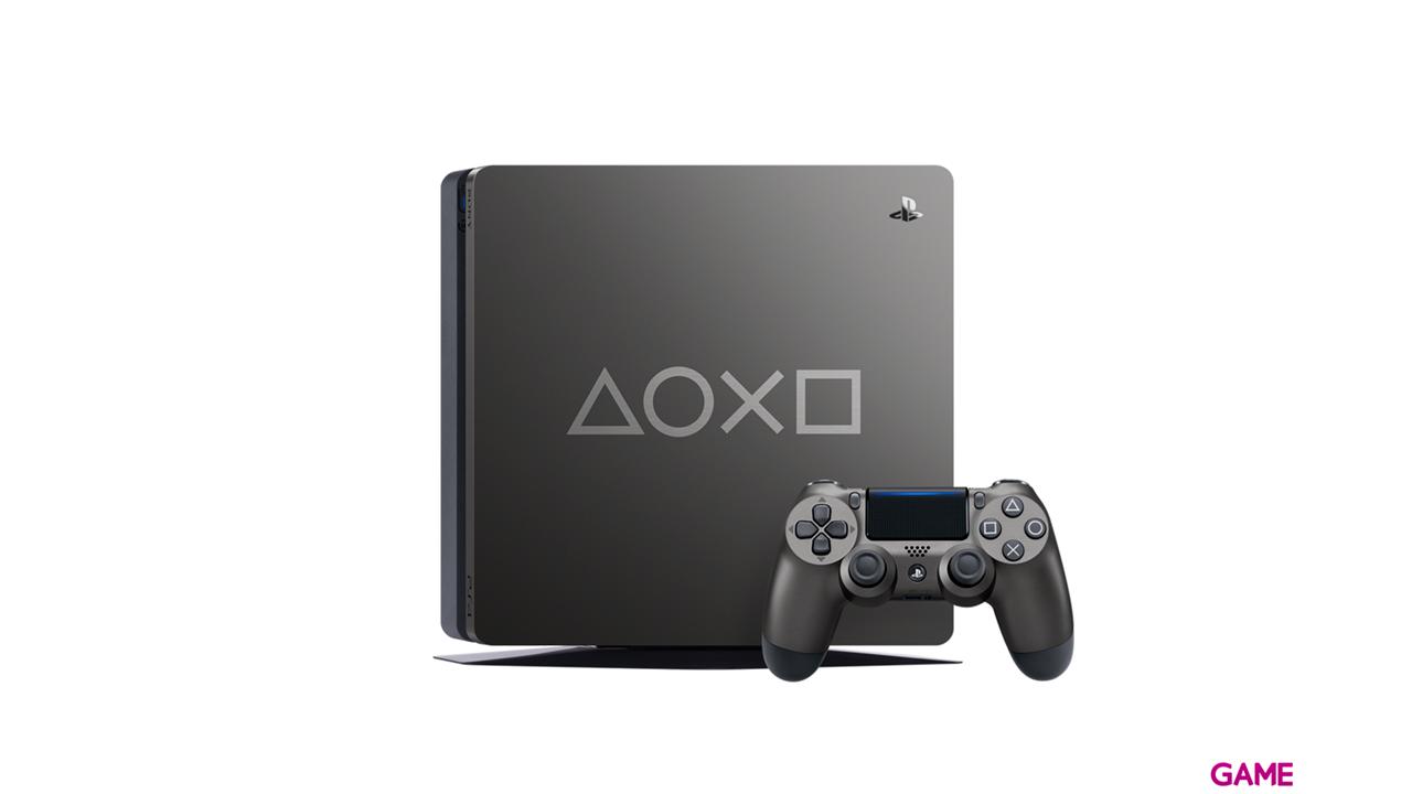 Playstation 4 1TB Days Of Play Edicion Limitada