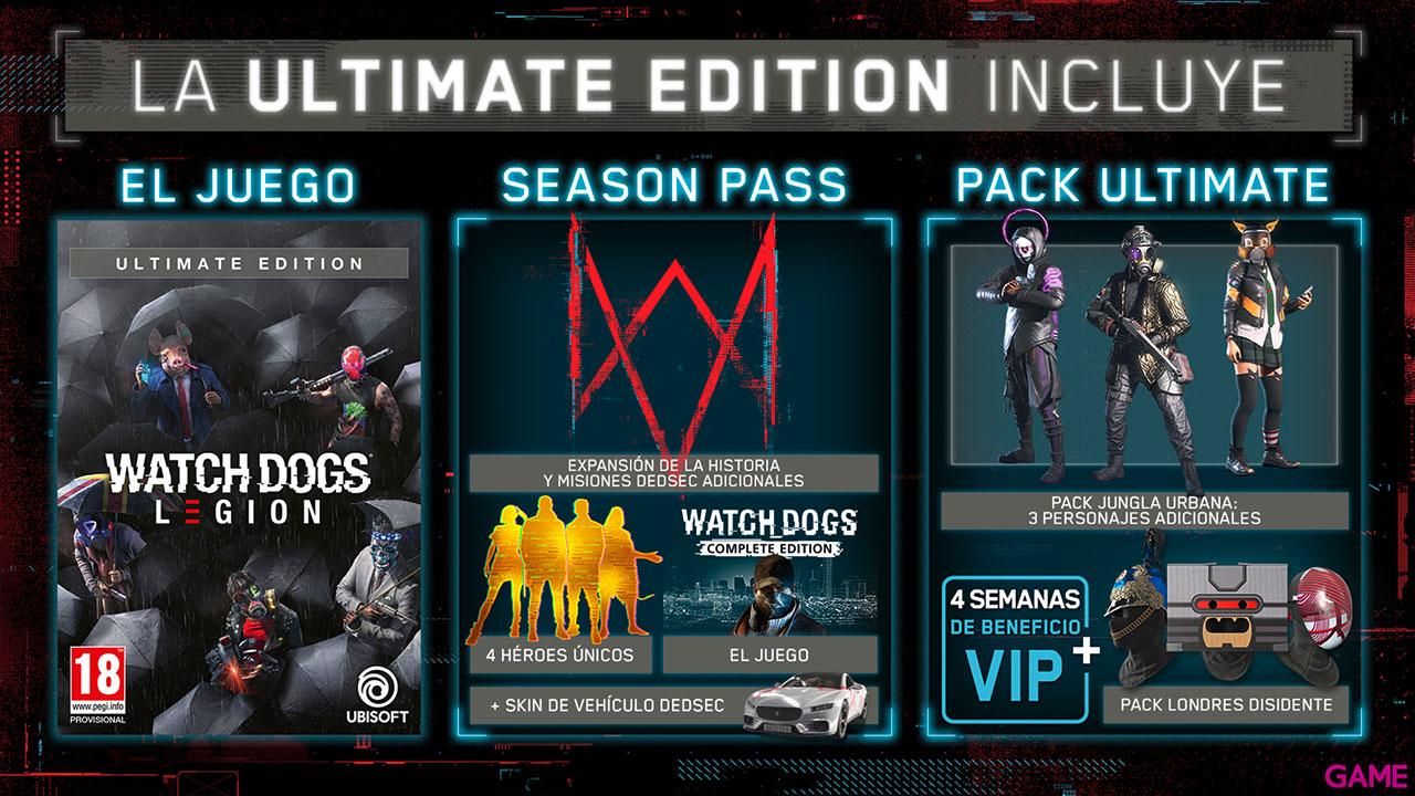 Watch Dogs Legion Ultimate