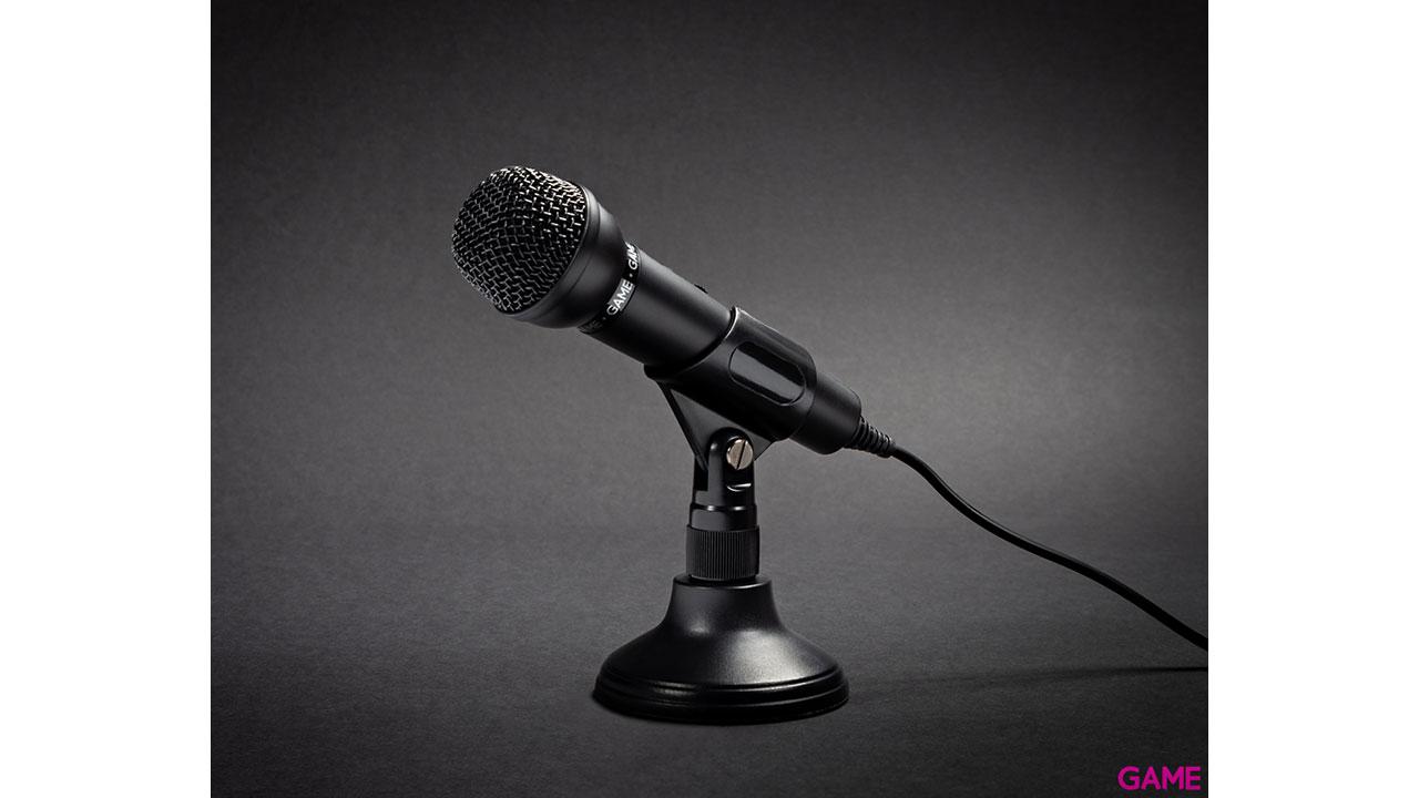 GAME MIC200 Gaming Microphone - Micrófono
