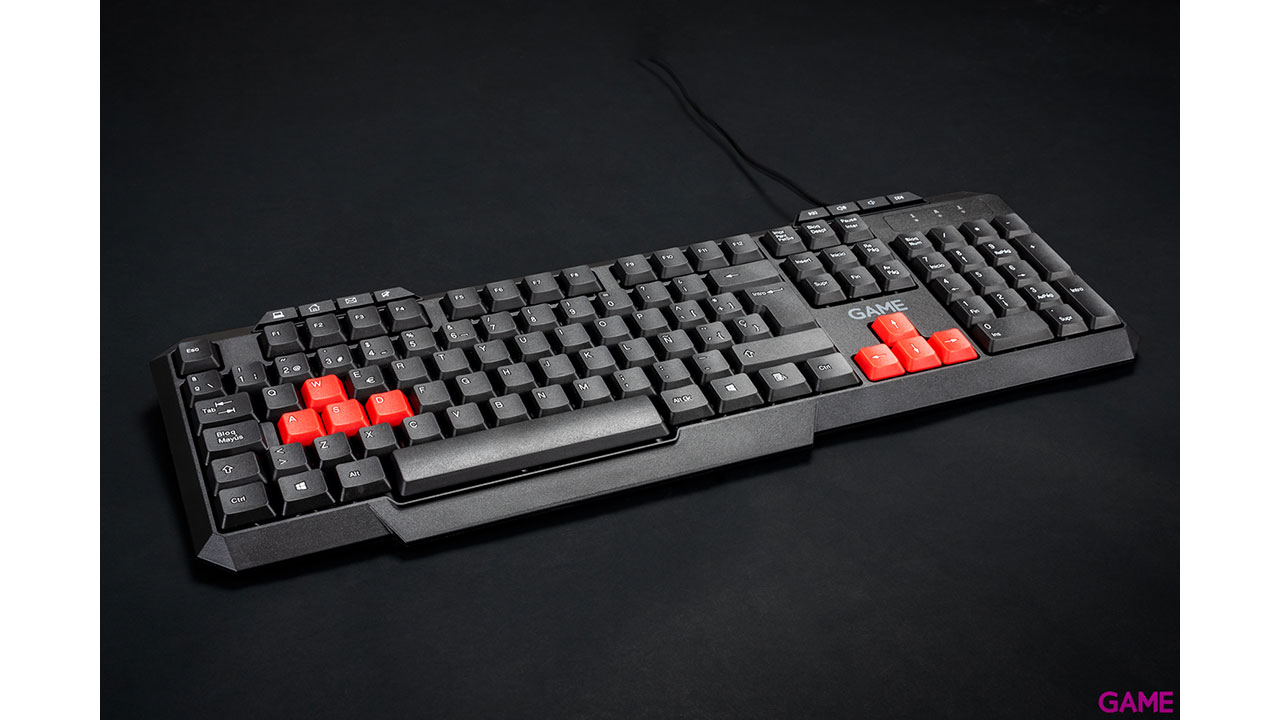 GAME KX100 Essential - Teclado Gaming