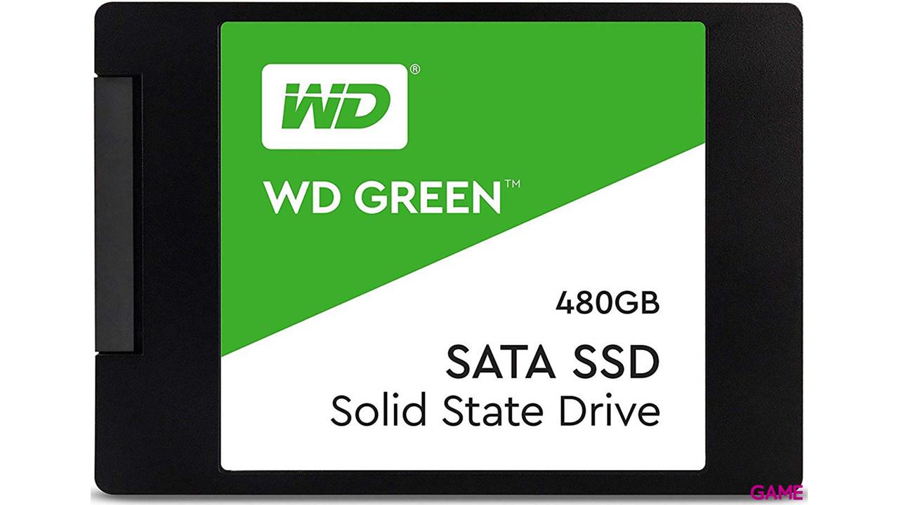 WD Green 480GB 2,5