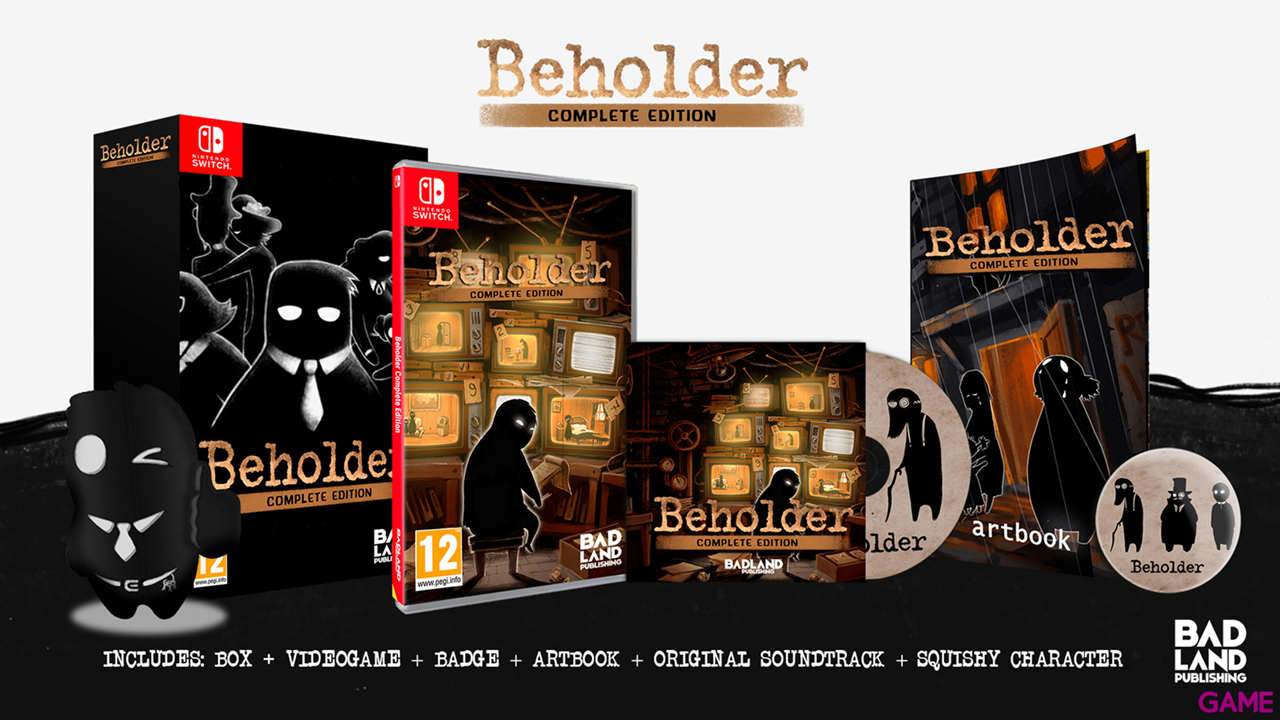 Beholder: Collector's Edition