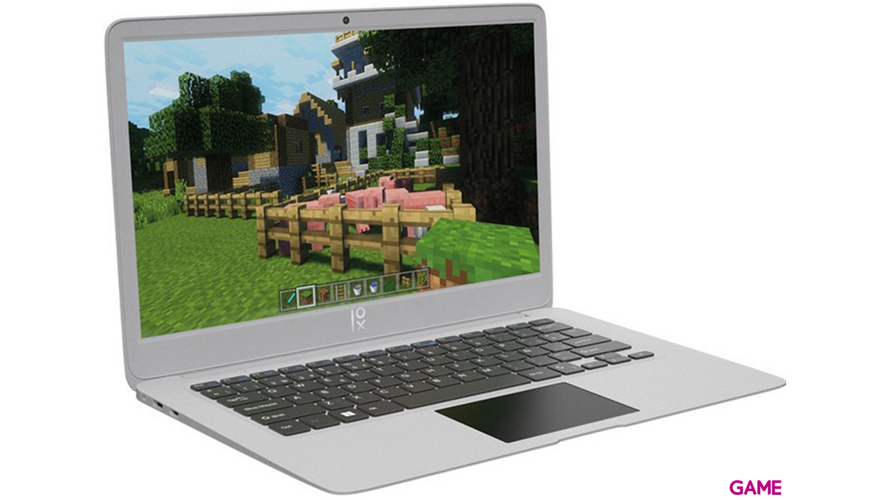 Primux ioxBook 1402MC Minecraft Ed. - Intel Celeron N3350 - 4GB - 32GB + 120GB SSD - 14.1