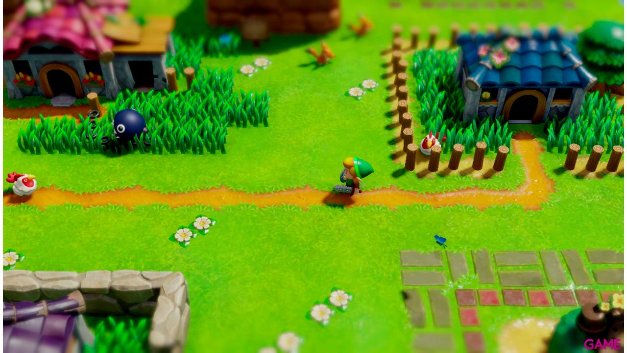 The Legend of Zelda Link's Awakening NSW