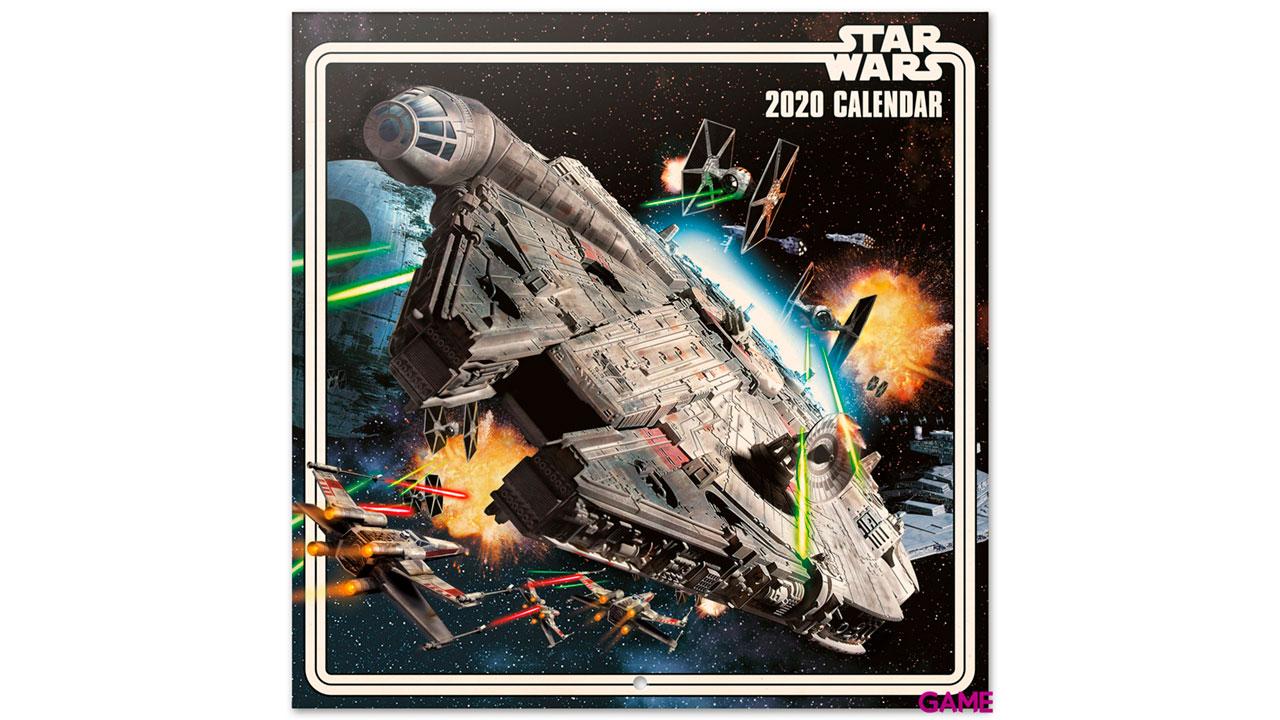 Calendario 2020 Star Wars Classic