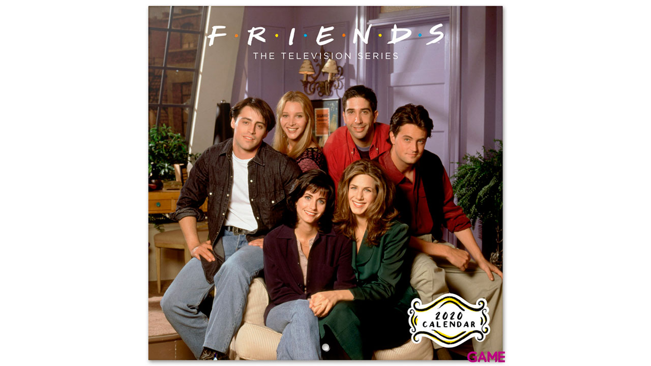 Calendario 2020 FRIENDS