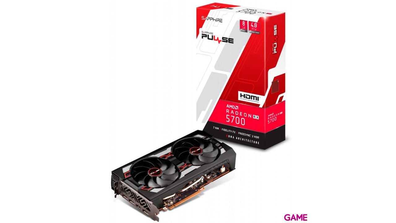 SAPPHIRE Pulse Radeon RX 5700 8GB GDDR6,