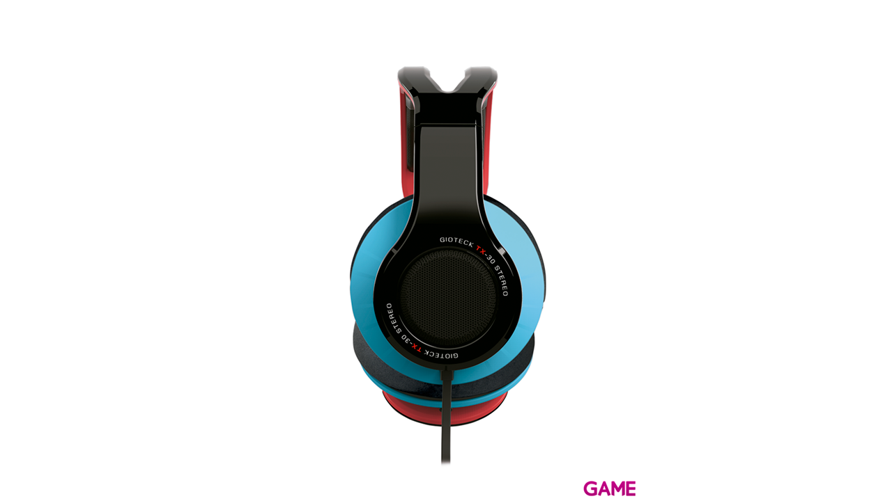Auriculares Gioteck TX-30 NSW-PC - Auriculares Gaming
