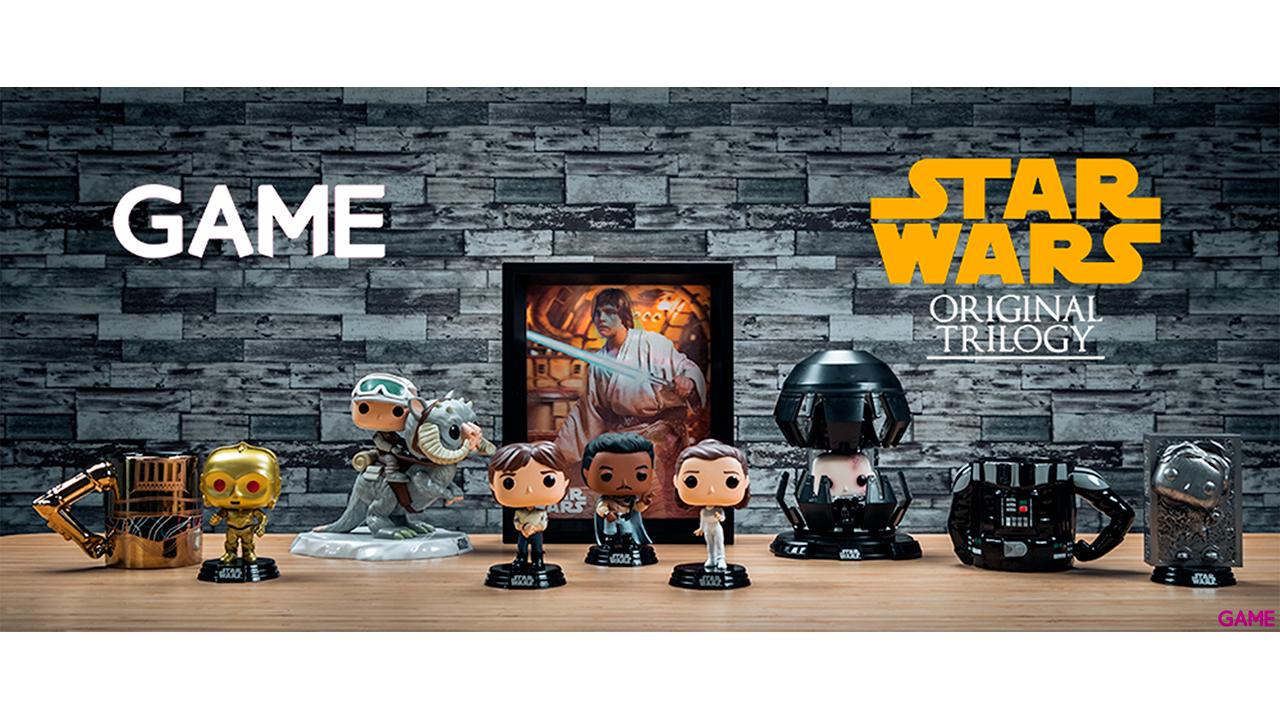 Figura Pop Star Wars: Han en Carbonita