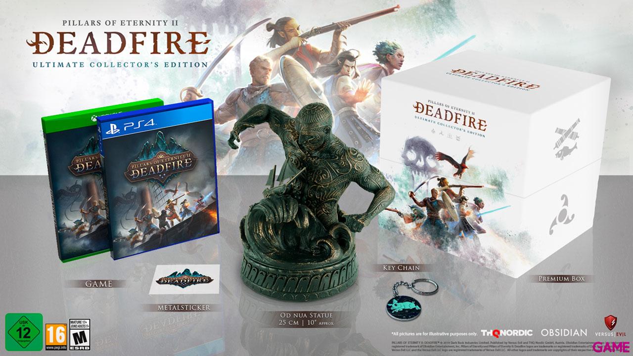 Pillars of Eternity II - Deadfire Ultimate Collector's Edition