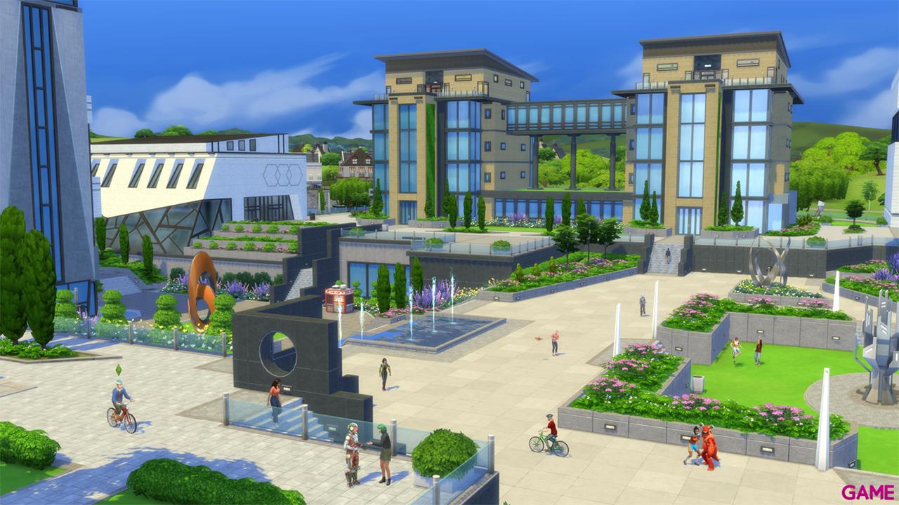 Los Sims 4 Dias de Universidad
