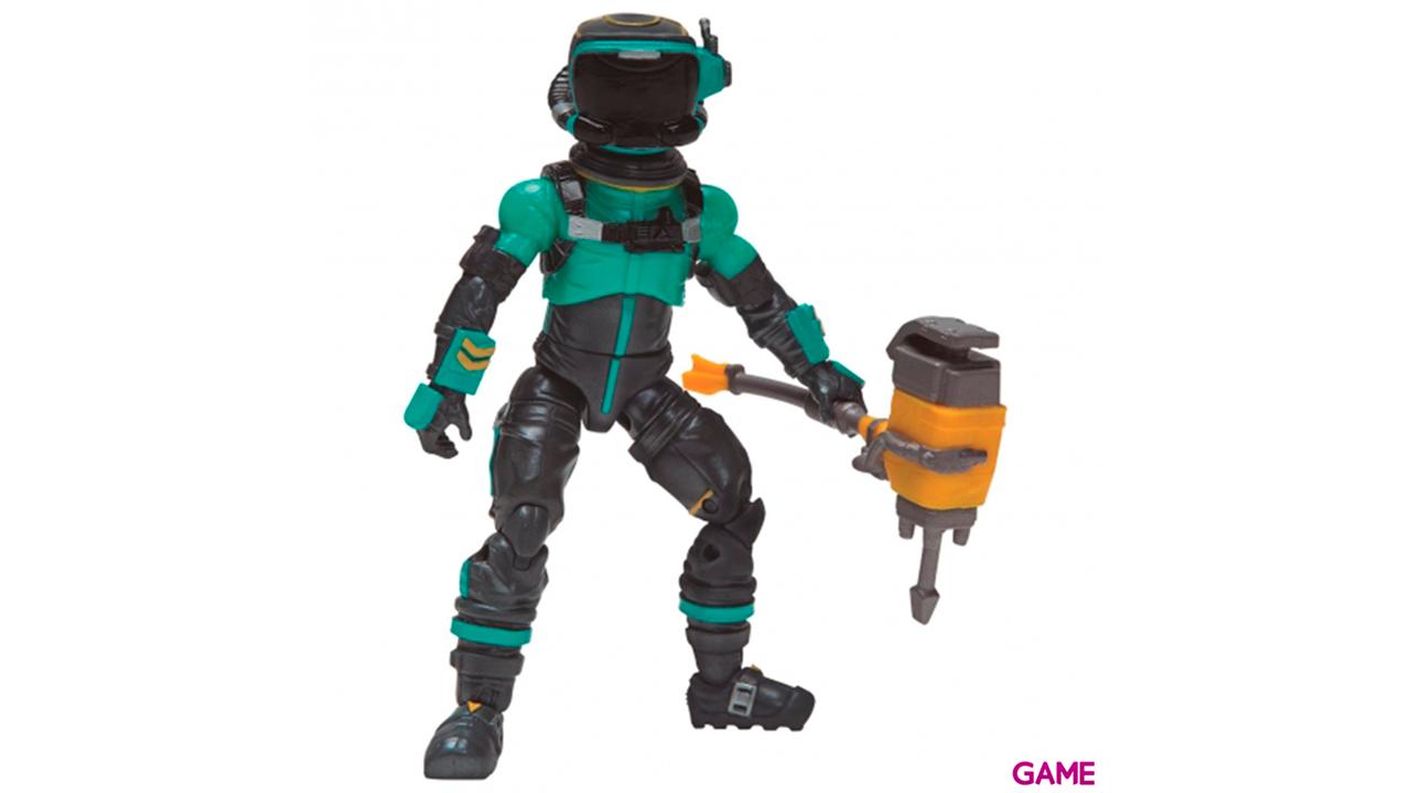 Figura Fortnite Solo Mode: Toxic Trooper
